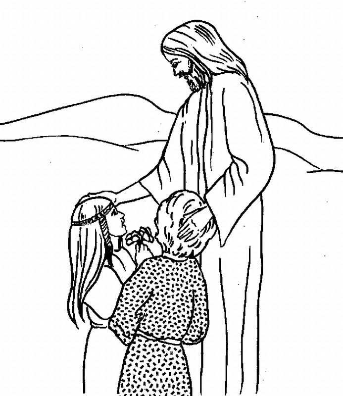 bible job coloring pages - photo#24
