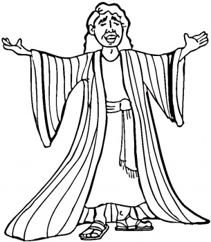 joseph coloring pages bible - photo#21