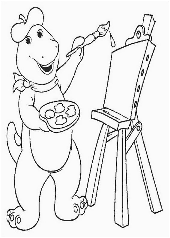 painting and coloring pages - photo#23