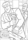 Batman 002 coloring page