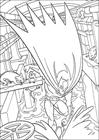 Batman 005 coloring page