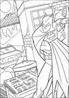 Batman 011 coloring page