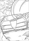 Batman 014 coloring page