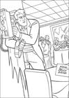 Batman 015 coloring page