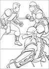 Batman 022 coloring page