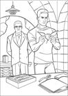 Batman 046 coloring page