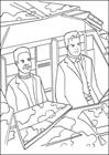 Batman 057 coloring page