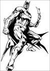 Batman 066 coloring page