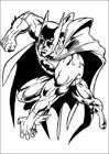 Batman 070 coloring page