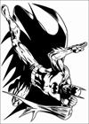 Batman 074 coloring page