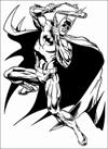 Batman 075 coloring page