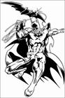 Batman 078 coloring page