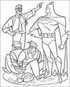 Batman 094 coloring page