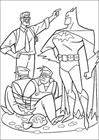 Batman 103 coloring page