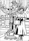 Harry Potter 007 coloring page