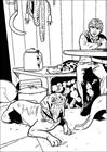 Harry Potter 009 coloring page