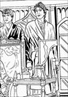 Harry Potter 014 coloring page