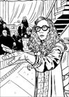 Harry Potter 018 coloring page