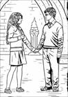 Harry Potter 022 coloring page