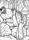 Harry Potter 041 coloring page