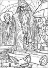Harry Potter 050 coloring page