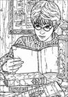 Harry Potter 060 coloring page
