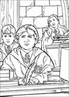 Harry Potter 061 coloring page