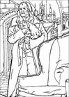 Harry Potter 065 coloring page