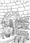 Harry Potter 068 coloring page