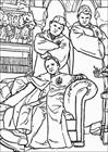 Harry Potter 072 coloring page