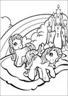 My Little Pony 6 coloring page