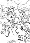 My Little Pony 8 coloring page