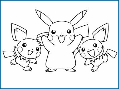 Pokemon 06 coloring page