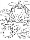 Pokemon 24 coloring page