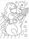 Pokemon 27 coloring page