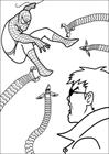 Spiderman 057 coloring page
