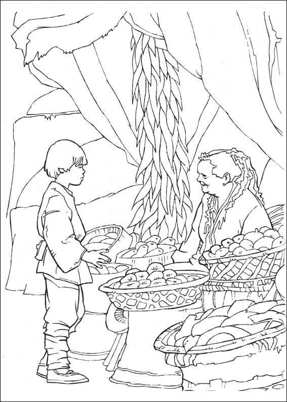 Star Wars 013 Coloring Page Wars 7 Coloring Pages
