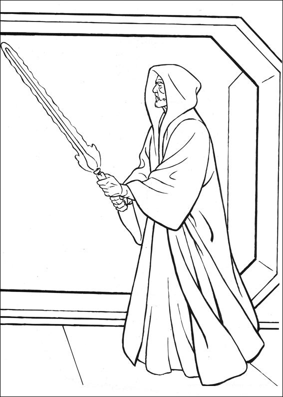 Star Wars 3 Coloring Pictures Gun Ship Colouring Pages Page