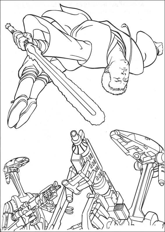 Star Wars 054 Coloring Page