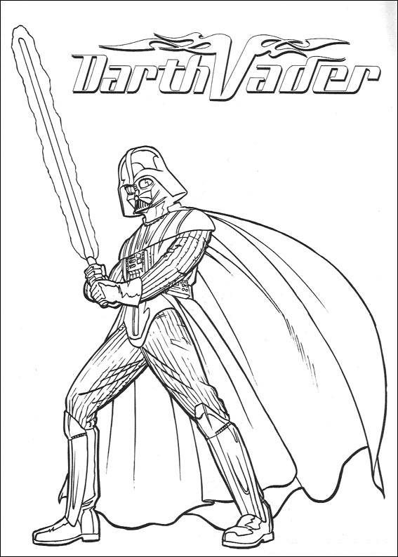 star wars 062 coloring page