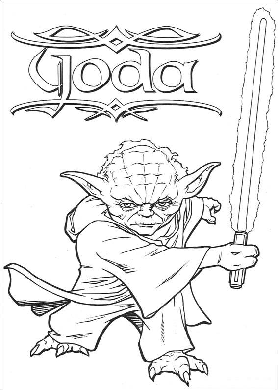 Star Wars 065 Coloring Page Starwars Coloring Pages