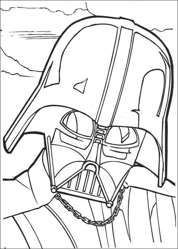 Star Wars 078 Coloring Page