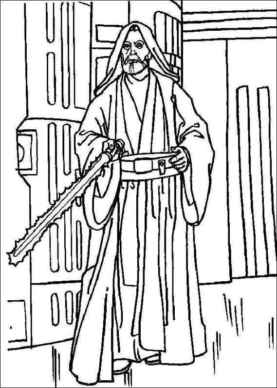 star wars 135 coloring page