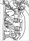 Star Wars 137 coloring page