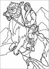 Star Wars 147 coloring page