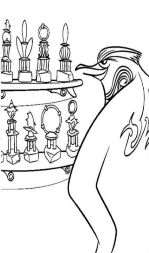 surfs up cody coloring pages - photo#18