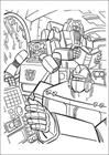 Transformers 004 coloring page