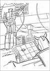 Transformers 006 coloring page
