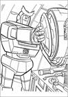 Transformers 007 coloring page