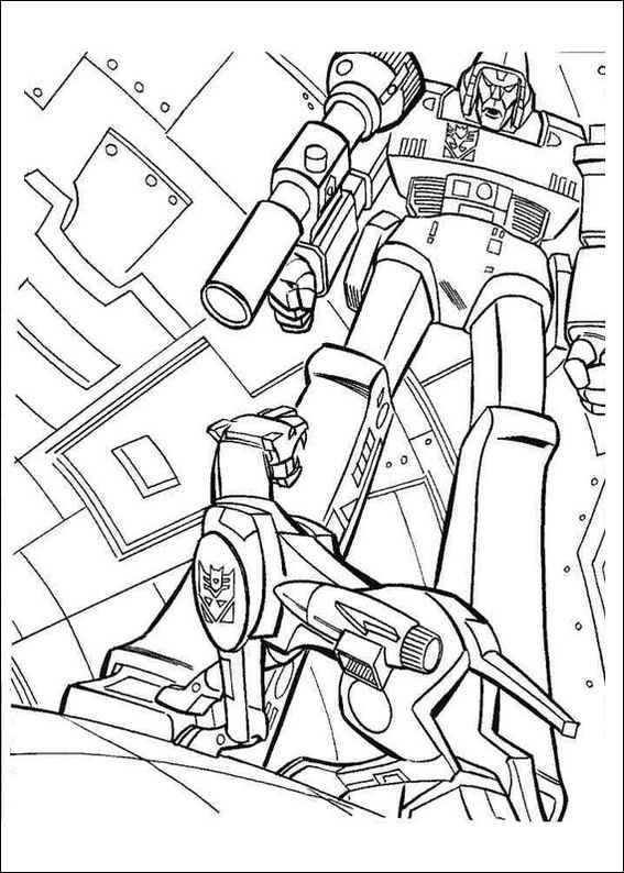 Transformers Animated Colouring Pages Page 2 Transformers Animated Coloring Pages